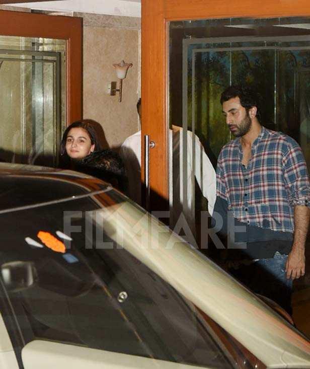Ranbir Kapoor, Alia Bhatt, Sanjay Dutt