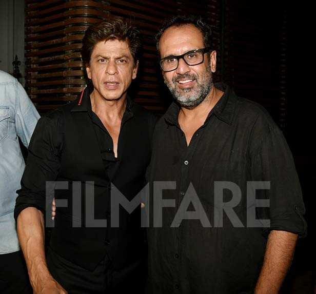 Shah Rukh Khan, Anand L. Rai, Anushka Sharma