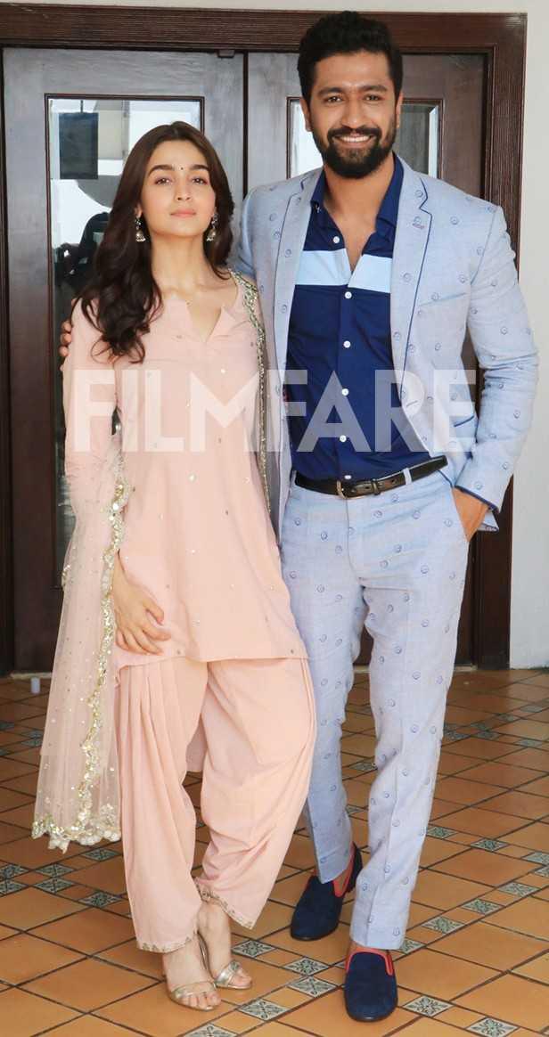 Alia Bhatt, Vicky Kaushal