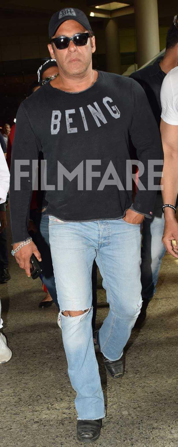 Salman Khan, Jacqueline Fernandez, Bobby Deol