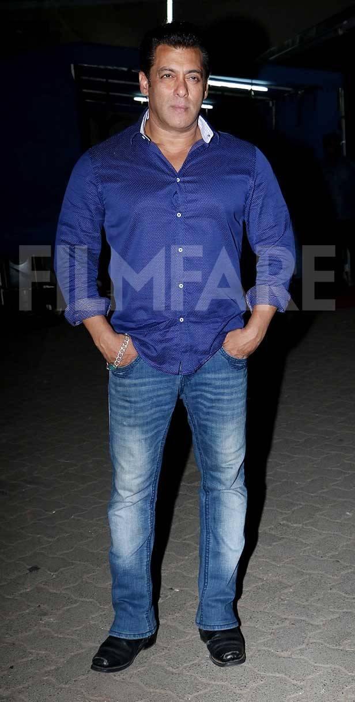 Salman Khan, Katrina Kaif, Sooraj Pancholi, Isabelle Ann Turcotte