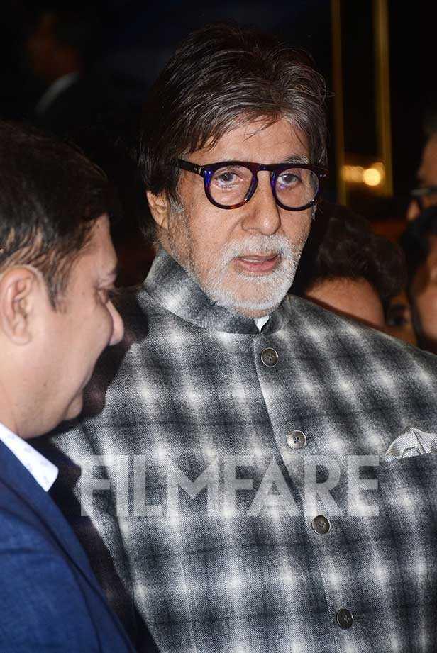 Javed Akhtar, Amitabh Bachchan, Subhash Ghai