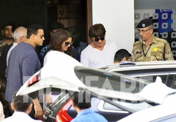 Juhi Chawla, Shah Rukh Khan