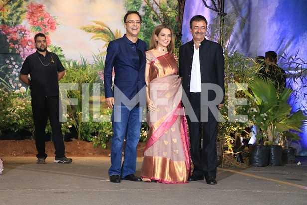 Vidhu Vinod Chopra, Kangana Ranaut, Rajkumar Hirani