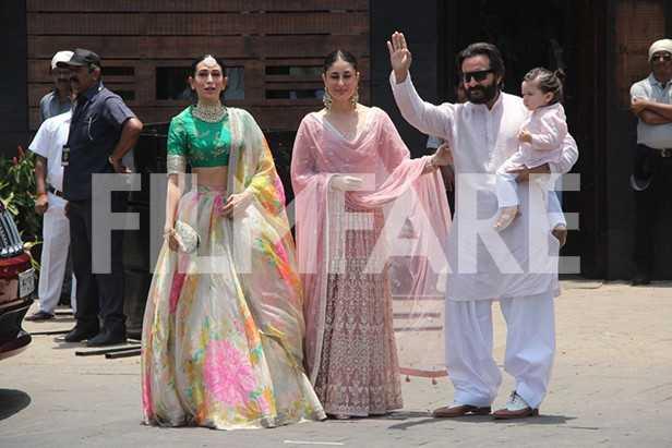 Karisma Kapoor, Kareena Kapoor Khan, Saif Ali Khan, Saif Ali Khan