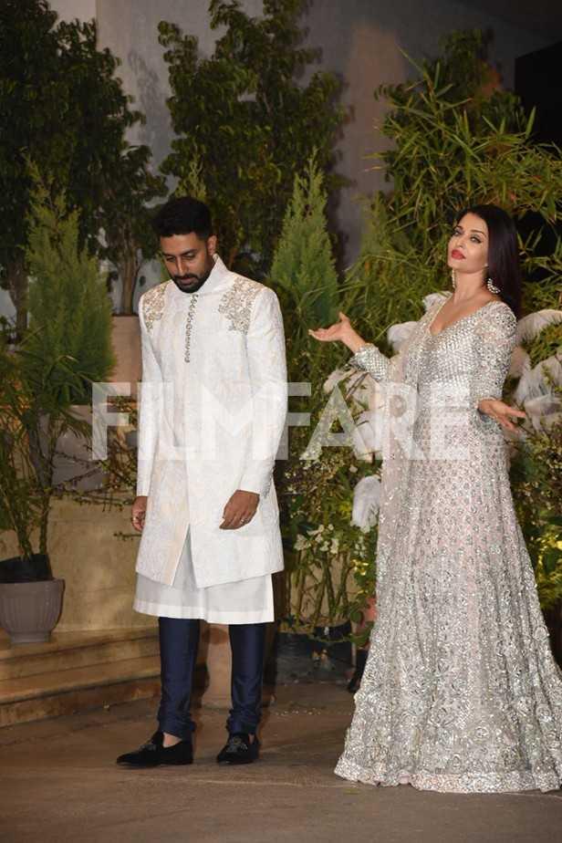Abhishek Bachchan, Aishwarya Rai Bachchan, Shweta Bachchan Nanda
