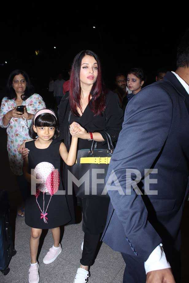 Aishwarya Rai Bachchan, Aaradhya Bachchan