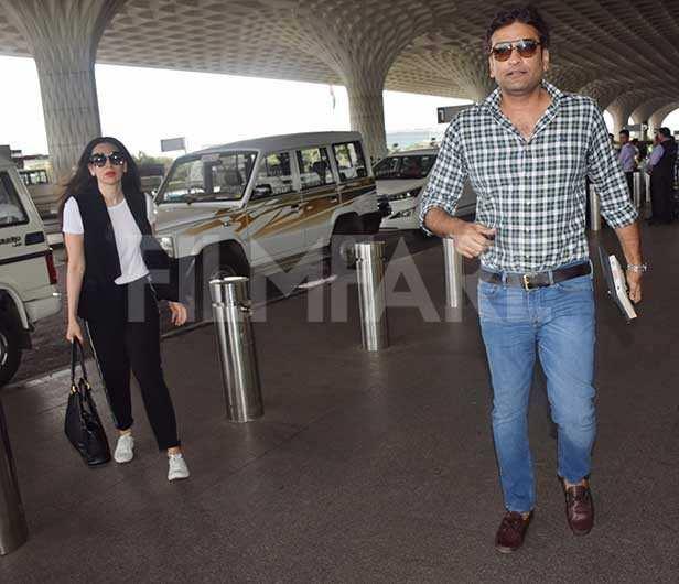 Karisma Kapoor, Sandeep Toshniwal