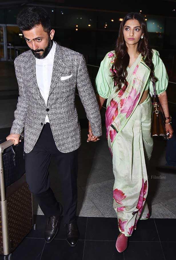 Anand Ahuja, Sonam Kapoor