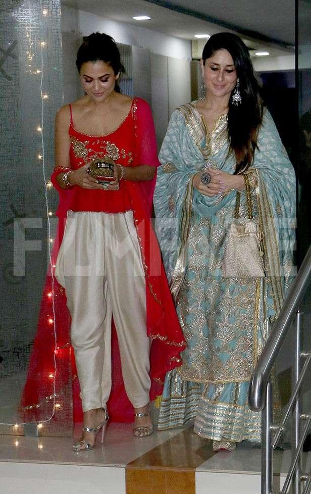 Amrita Arora, Kareena Kapoor Khan