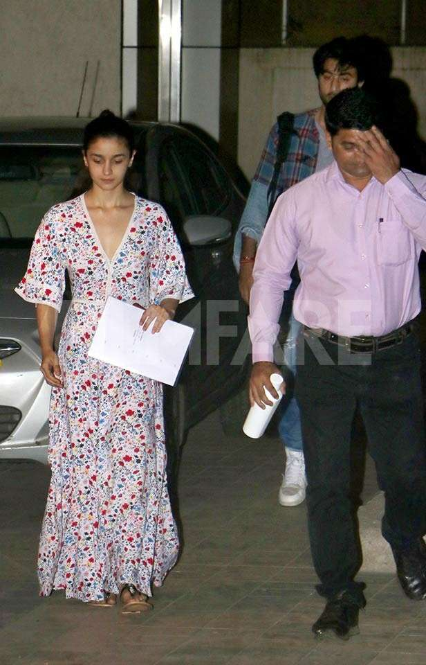 Alia Bhatt, Ranbir Kapoor