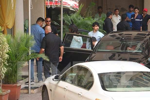 Priyanka Chopra, Joe Jonas, Sophie Turner, Nick Jonas
