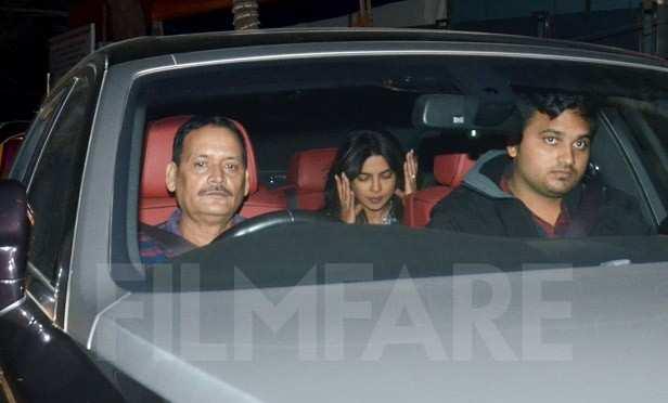 Priyanka Chopra, Nick Jonas, Filmfare