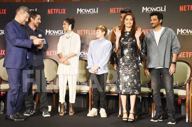 Netflix launch the trailer of Mowgli with Bollywood stars