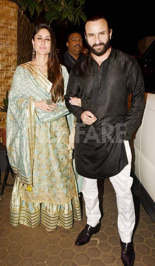 Kareena Kapoor Khan, Saif Ali Khan