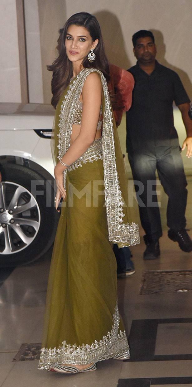 Pictures! Bollywood stars glitter at Karan Johar's Diwali extravaganza