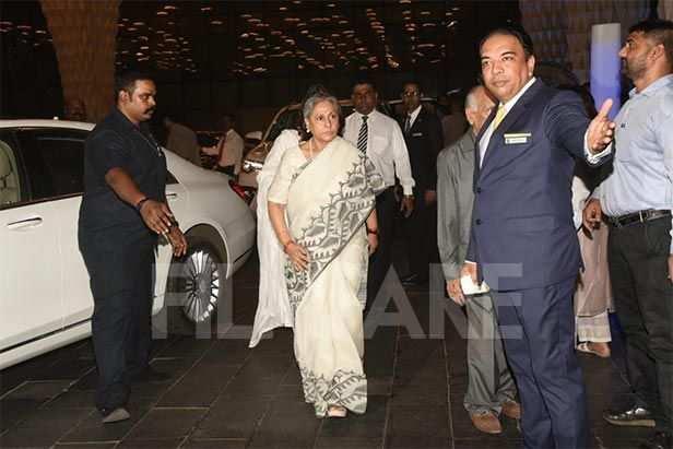 Aishwarya Rai Bachchan, Jaya Bhaduri Bachchan