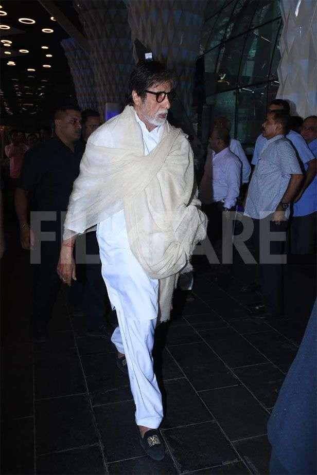 Amitabh Bachchan, Asha Bhosle, Poonam Dhillon