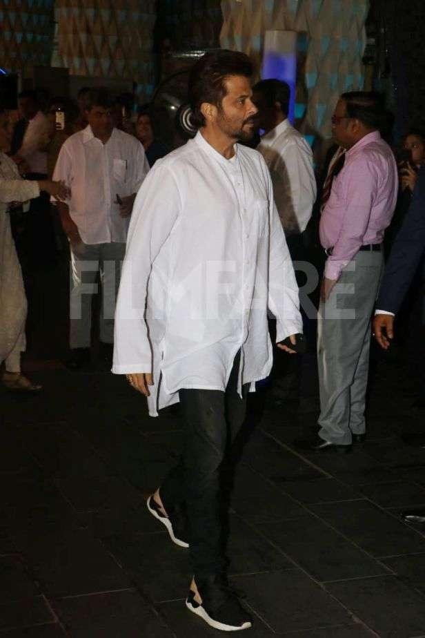 Preity Zinta, Anil Kapoor, Tina Ambani