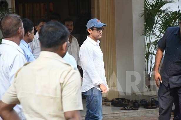 Aamir Khan, Maanayata Dutt, Sanjay Dutt, Tabu, Abhishek Bachchan