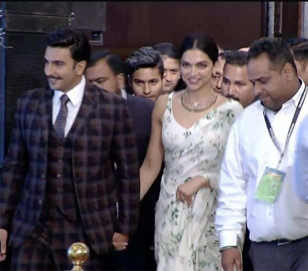 Deepika Padukone, Ranveer Singh