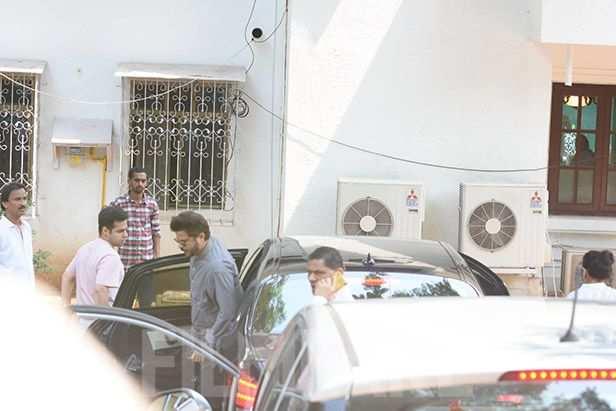 Randhir Kapoor, Anil Kapoor, Kajol, Sanjay Kapoor