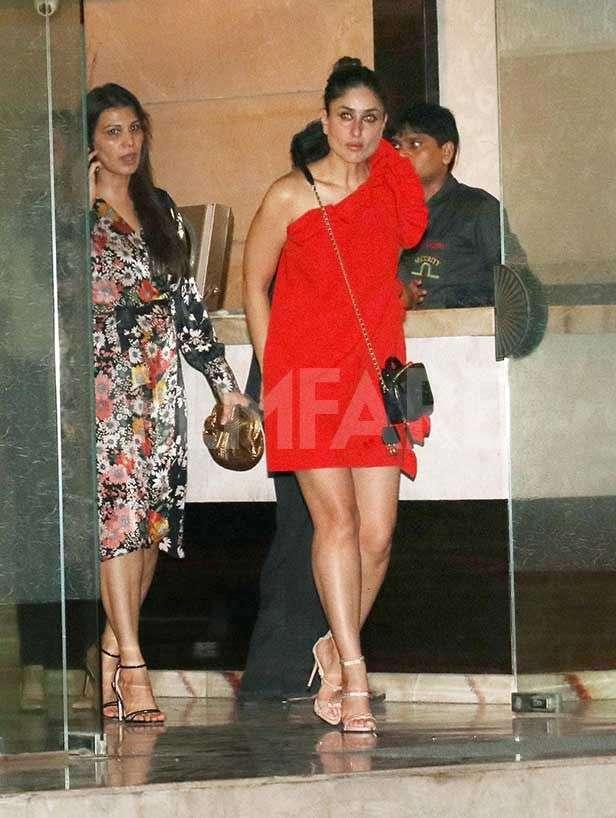 Kareena Kapoor Khan, Jacqueline Fernandez, Arjun Kapoor