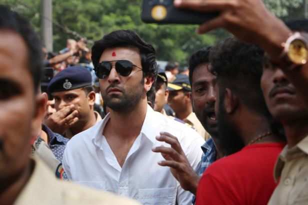 Randhir Kapoor, Ranbir Kapoor