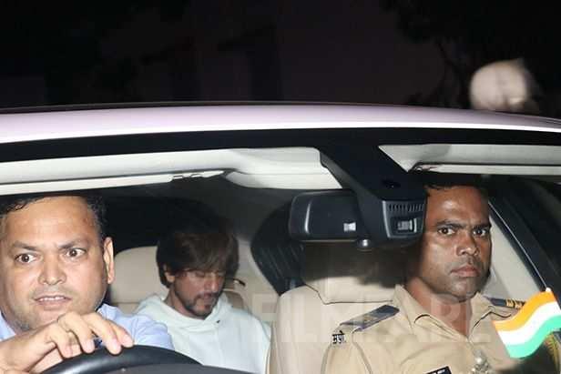 Aamir Khan, Shah Rukh Khan, Deepika Padukone