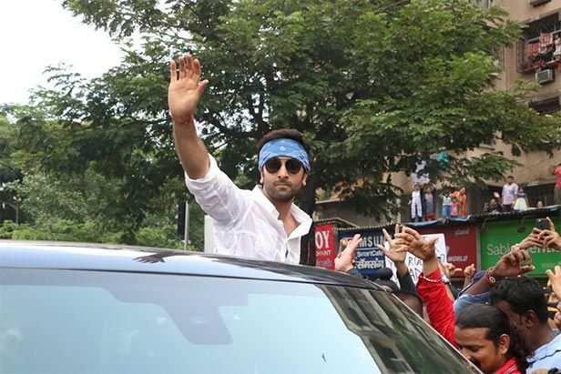 Ranbir Kapoor, Randhir Kapoor