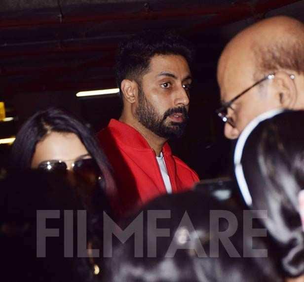 Abhishek Bachchan, Aishwarya Rai Bachchan, Aaradhya Bachchan, Brindya Rai