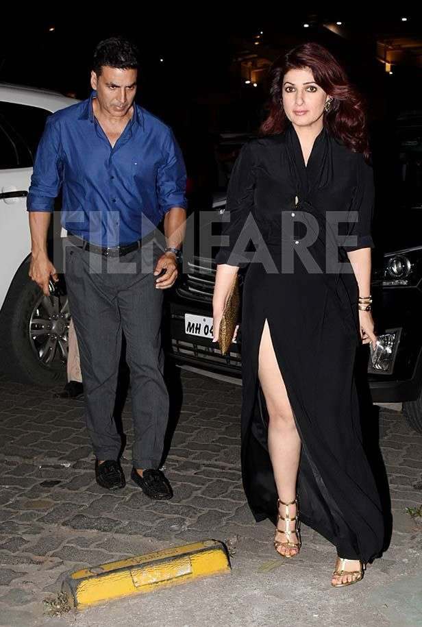 Akshay Kumar rings in his 51st birthday with Twinkle Khanna, Bobby Deol and others