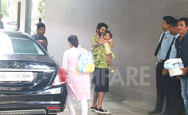Shahid Kapoor, Misha Kapoor