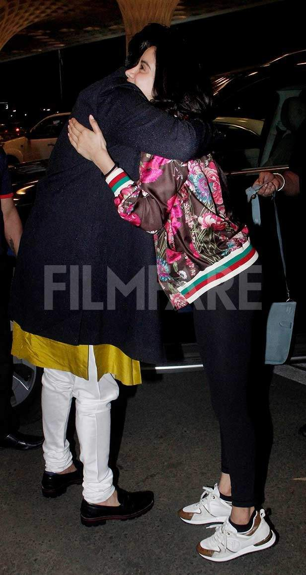 Manish Malhotra, Janhvi Kapoor