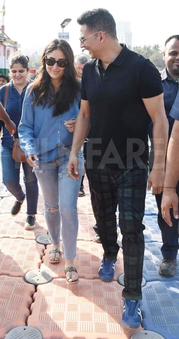 Kareena Kapoor Khan, Akshay Kumar