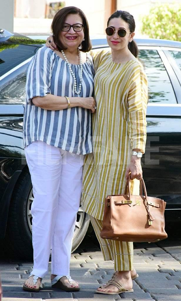 Babita Kapoor, Karisma Kapoor