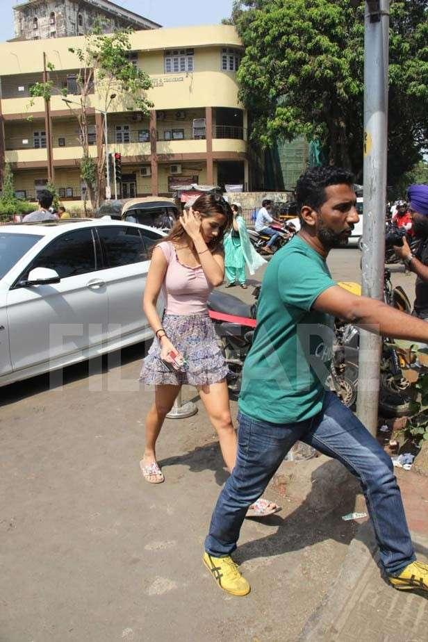 Tiger Shroff, Disha Patani