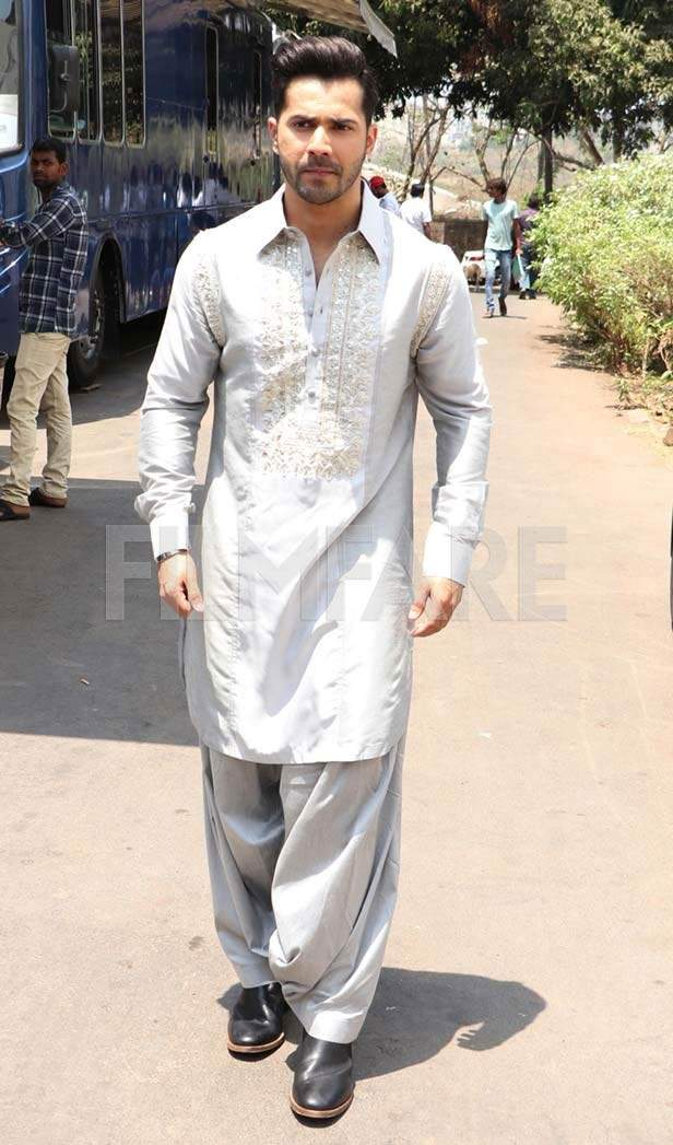 alia bhatt  varun dhawan and sonakshi sinha promote kalank