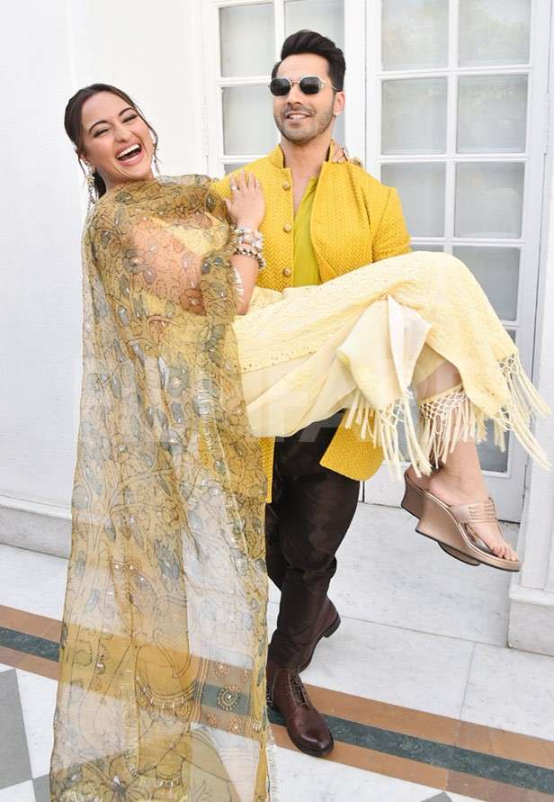 Varun Dhawan, Sonakshi Sinha, Alia Bhatt