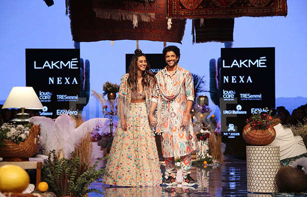 LFWWF'19: All the celebs who made their mark on the first day