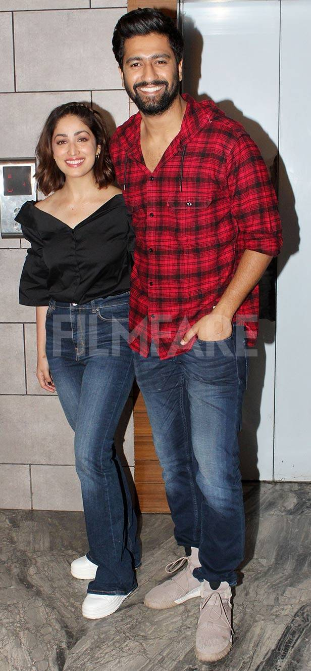 Yami Gautam, Vicky Kaushal