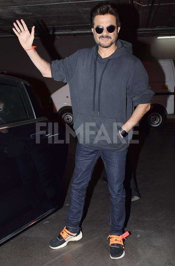 Anil Kapoor, Sonam Kapoor Ahuja