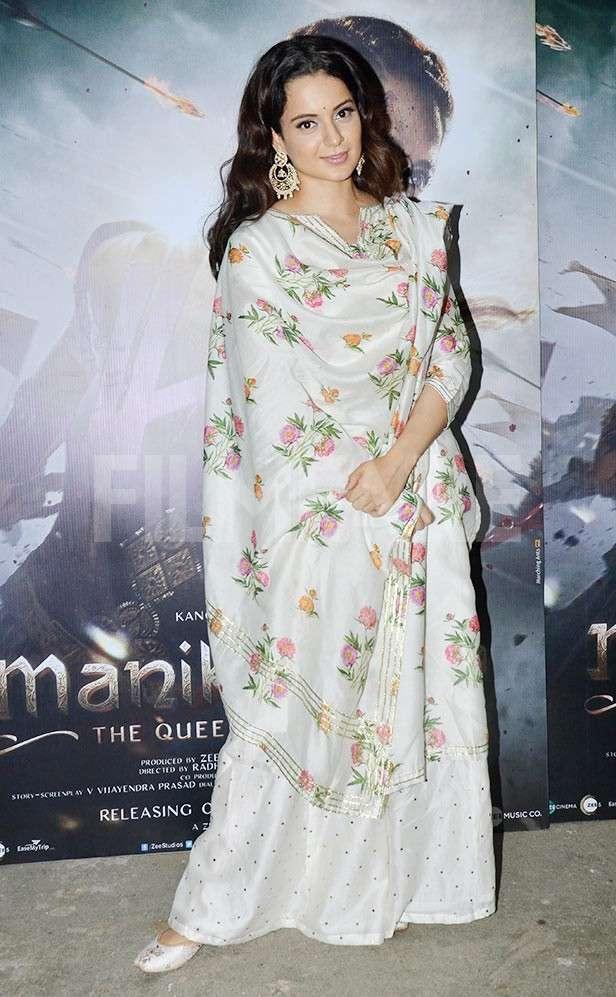 Kangana Ranaut, Ankita Lokhande, Raveena Tandon