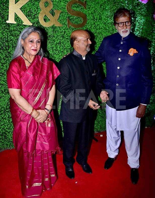 Jaya Bachchan, Amitabh Bachchan