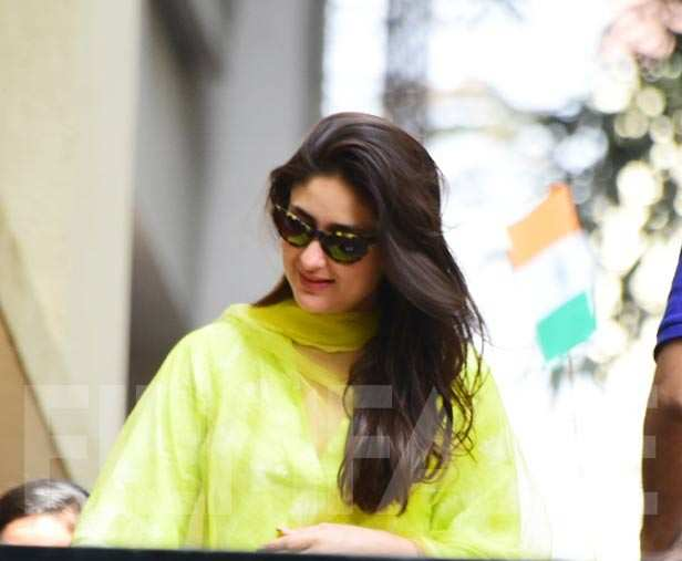 Taimur Ali Khan, Saif Ali Khan, Kareena Kapoor Khan