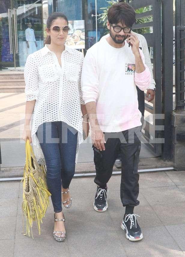 Mira Kapoor, Shahid Kapoor