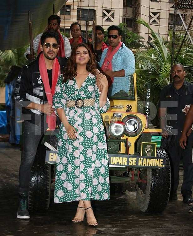 Sidharth Malhotra Parineeti Chopra