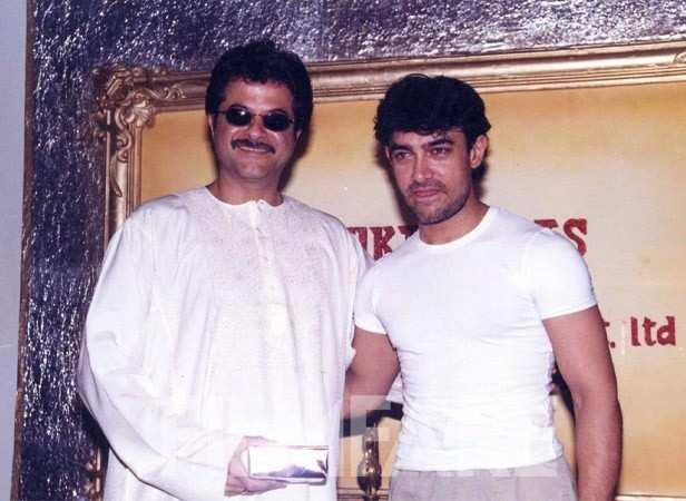 Aamir Khan with Anil Kapoor