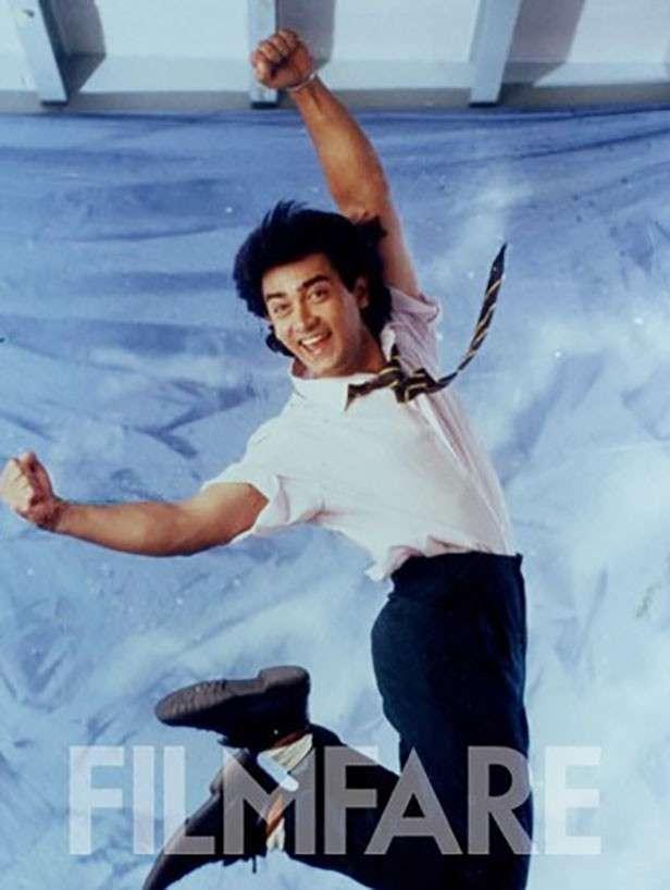 A still from his iconic film - Jo Jeeta Wohi Sikander