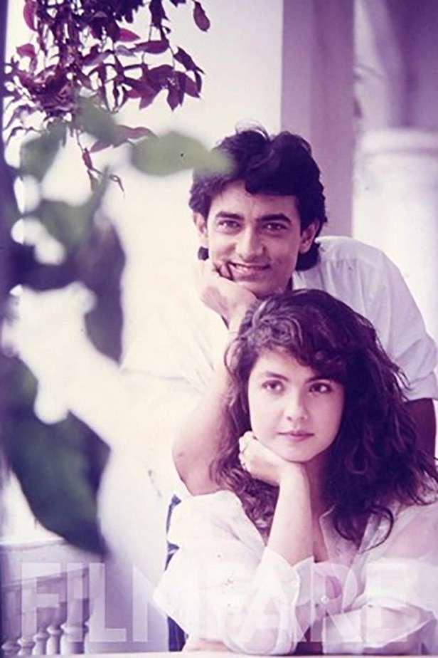 Dil Hai Ki Manta Nahi duo - Aamir Khan and Pooja Bhatt